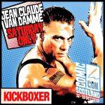 Martial arts megastar Jean-Claude Van Damme