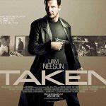 Taken film poster