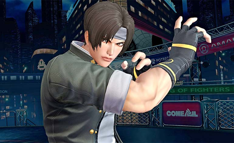 The King of Fighters XIV (2016) -Kung Fu Kingdom