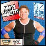 WWE star Marty Jannetty