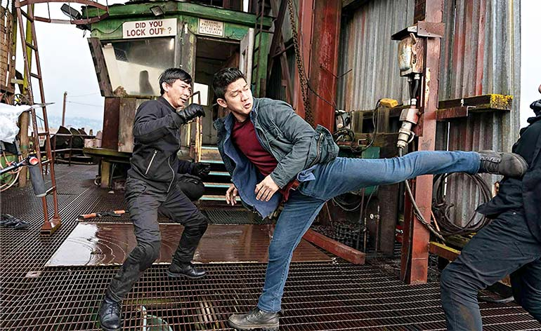 Wu Assassins 2019 Kung Fu Kingdom 770x472