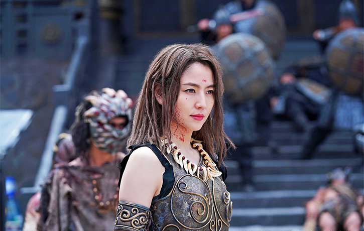 Yang Duan He is among the mightiest warriors in the land