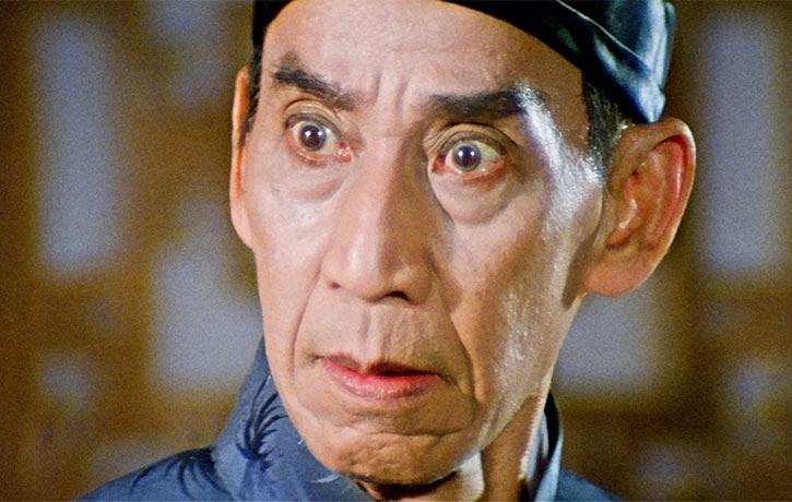 74 year old Kwan Tak Hing impresses as Wong Fei Hung