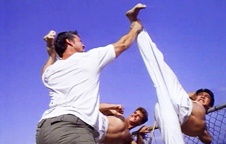Flexibility is crucial to mastering martial arts