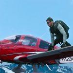 Kabirs mission takes him airborne