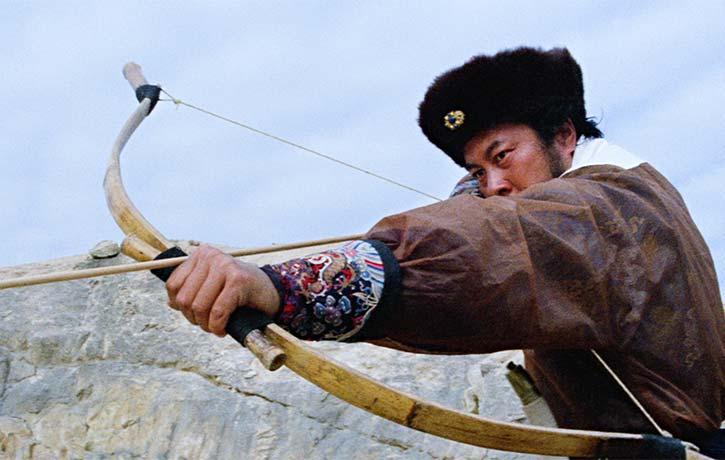 Roy Chiao-hung stars as Tsao Yu-kun an undercover rebel agent