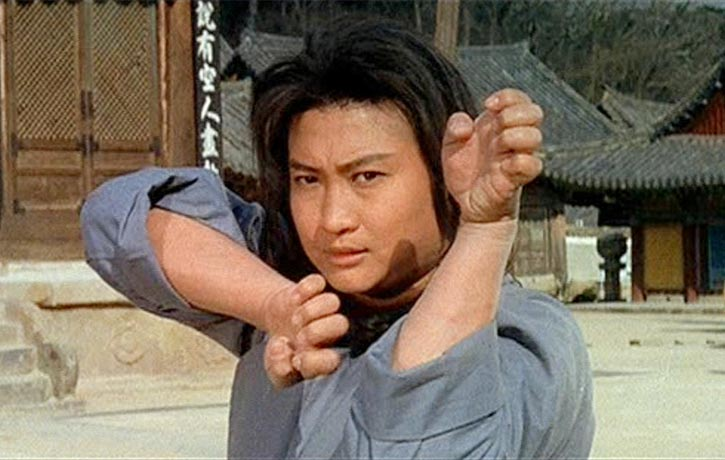 Sammo Hung brings on the Iron Fists