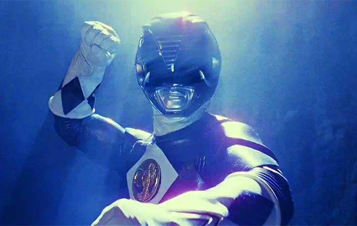 Adam Park the Black Ranger