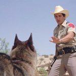 Kayo meets McQuades pet wolf