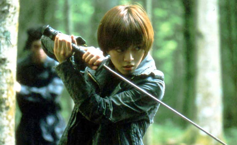 The Princess Blade (2001) - Kung-Fu Kingdom
