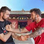 Chris knows the science of Wing Chun by heart