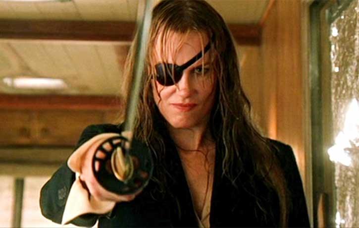 Daryl Hannah stars as Elle Driver Codename California Mountain Snake