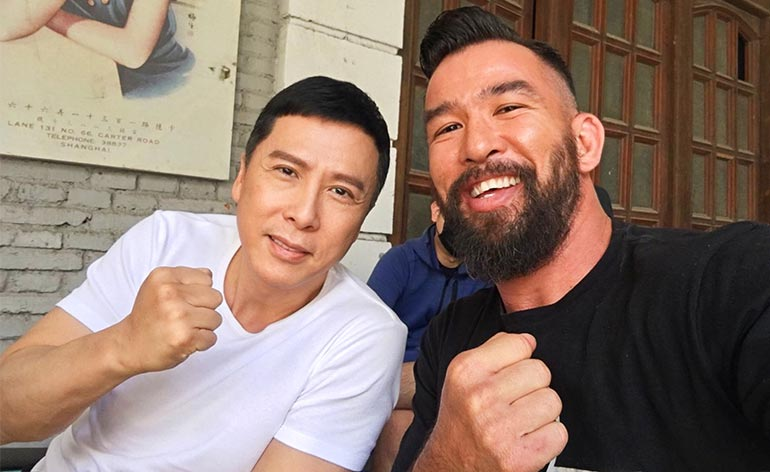Ip Man 4 Interview with Chris Collins Kung Fu Kingdom 770x472