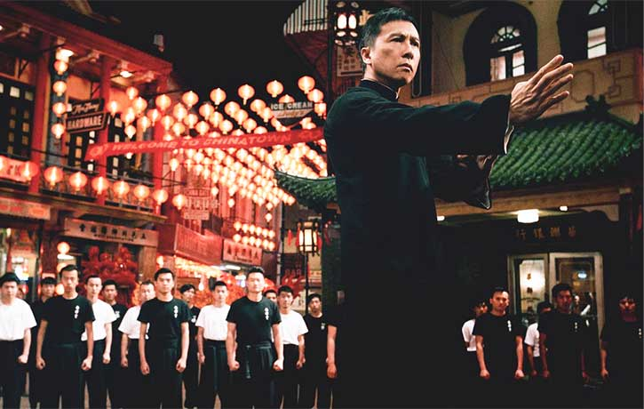 Ip Man rises to the next battle