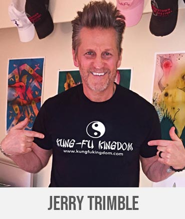 Jerry Trimble - Kung Fu Kingdom