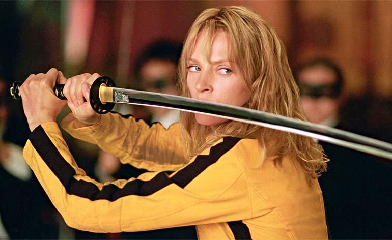 Kill Bill -Volume 1 (2003) -Kung Fu Kingdom