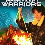 Michelle Yeoh Magnificent Warriors Fortune Star cover