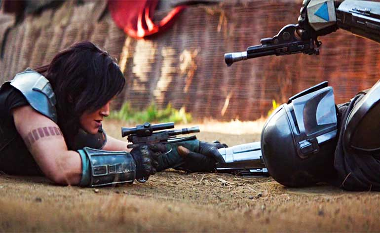 The Mandalorian Action Special Kung Fu Kingdom 770x472