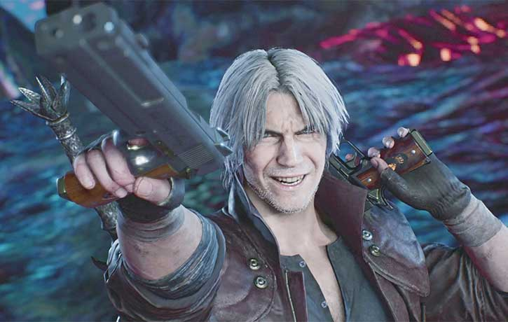 A Devil May Cry game is never complete without Dante