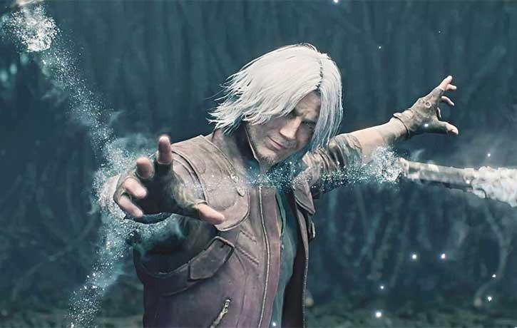 Dante got some mystic FU