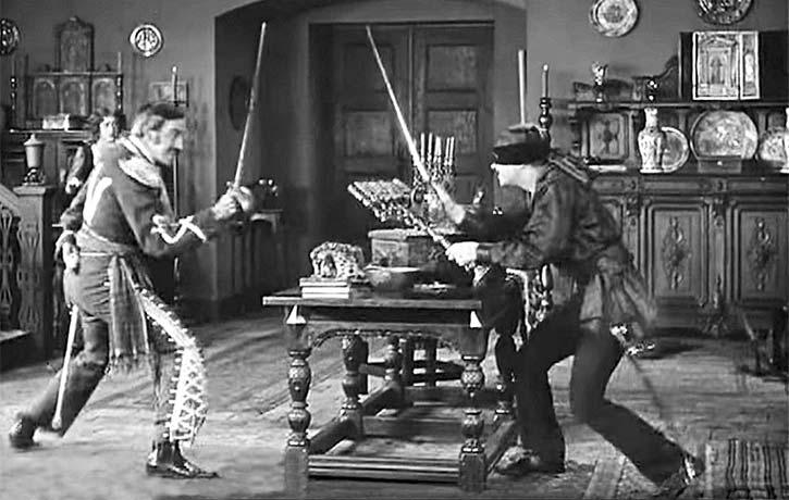 Douglas Fairbanks as Zorro