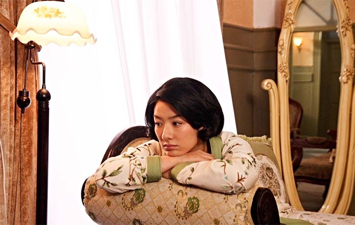 Huang Yi stars as Cheung Wing sing
