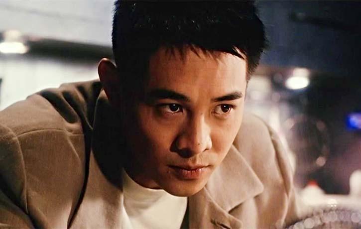 Jet Li stars as Allan Hui Ching Yeung AKA Lieutenant John Chang