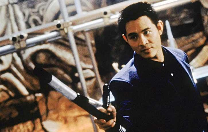 Jet Li stars as undercover cop Kung Wei