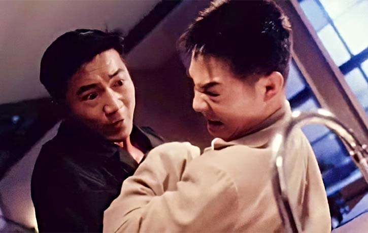 Jet Li vs Collin Chou
