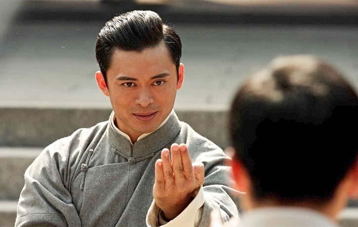 Louis Fan Siu wong stars as Ip Tin chi