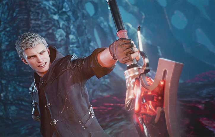 Nero returns as the franchises new protagonist
