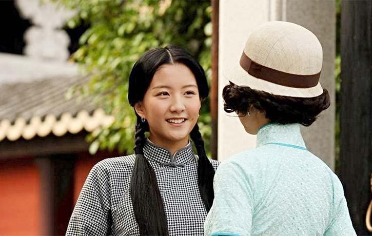 Rose Chan Ka Wun plays Lee Mei wai