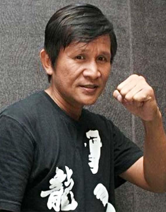 Thai stunt legend Panna Rittikrai mentor to Ong Baks Tony Jaa