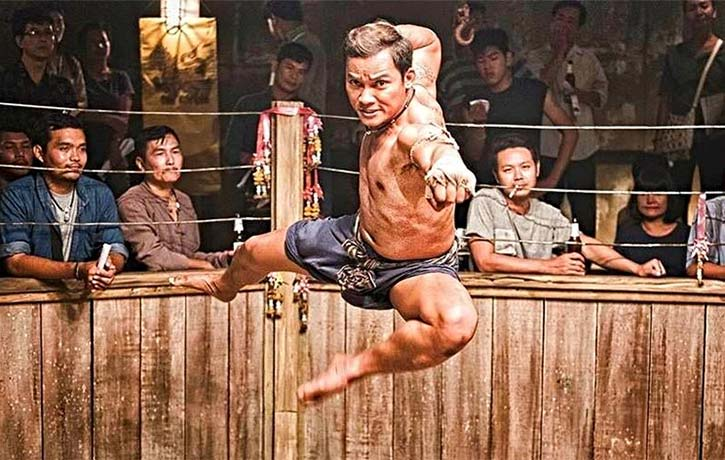 Tony Jaa's flight from Thailand