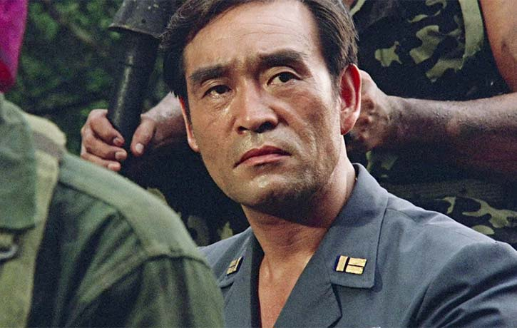 Bruce Cheung Mong stars as the General Drug Lord