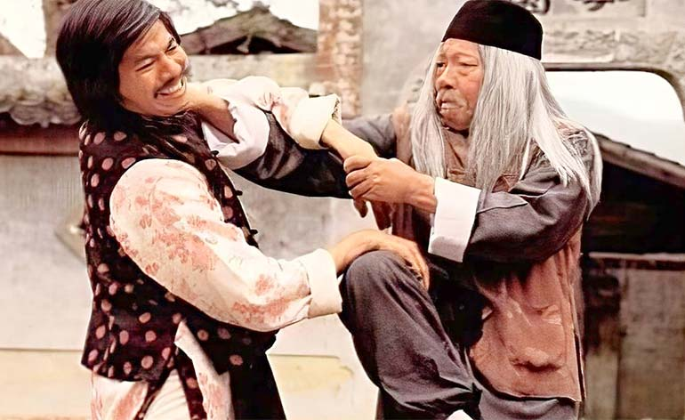 Drunken Master Strikes Back 1978 Kung Fu Kingdom 770x472