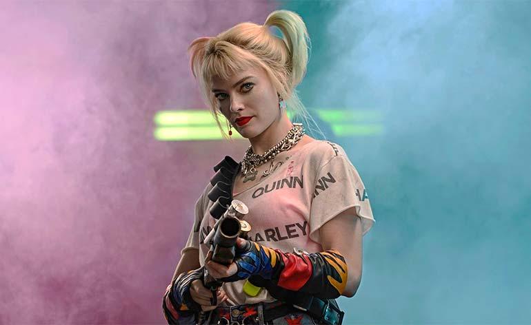 Harley Quinn Birds of Prey 2020 Action Special Kung Fu Kingdom 770x472