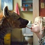 Harley named her pet hyena Bruce after a well known billionaire