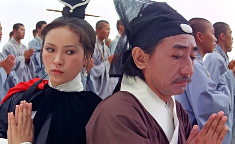 King Hu's Raining in the Mountain Blu ray Competition Kung fu Kingdom 770x472