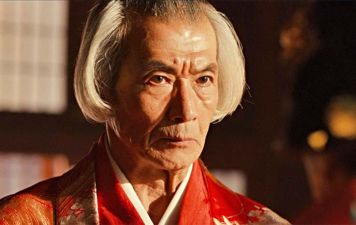 Min Tanaka as Lord Asano