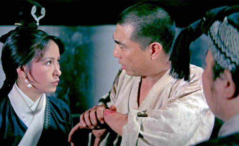 Raining in the Mountain 1979 Kung Fu Kingdom 770x472