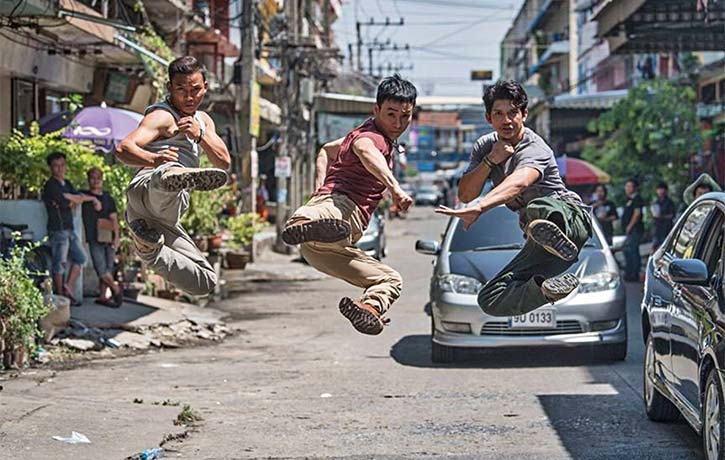 Triple Trouble with Tiger, Iko Uwais, and Tony Jaa in Triple Threat!