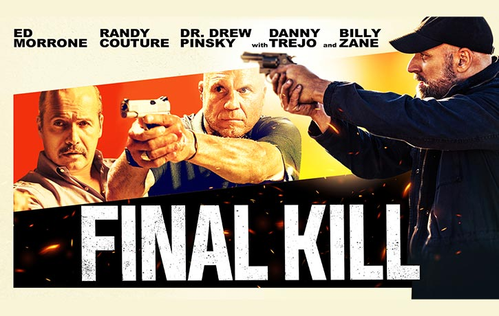 Be sure to check out Randy Couture in Final Kill