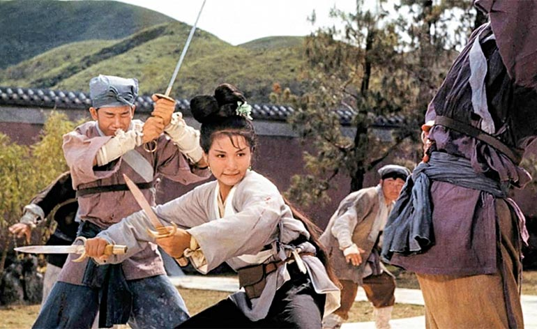 Come Drink With Me 1966 Blu ray version Kung Fu Kingdom 770x472