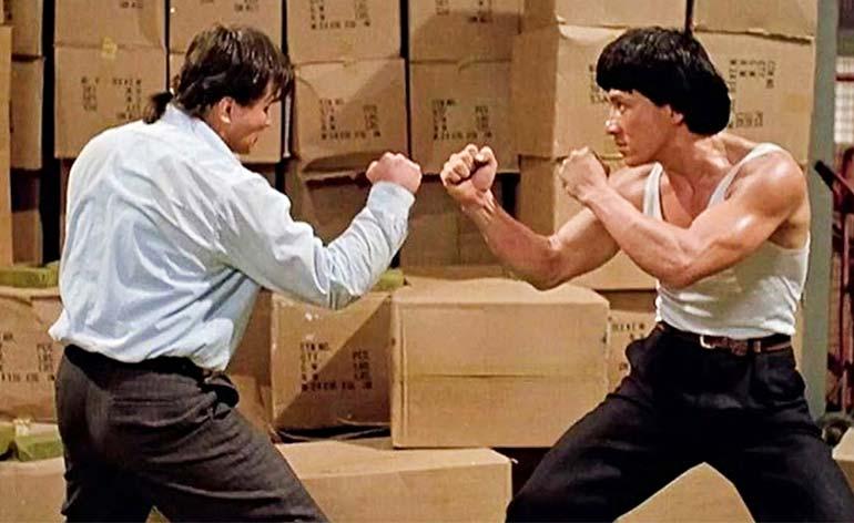 Dragons Forever (1988) Blu-ray version -Kung Fu Kingdom