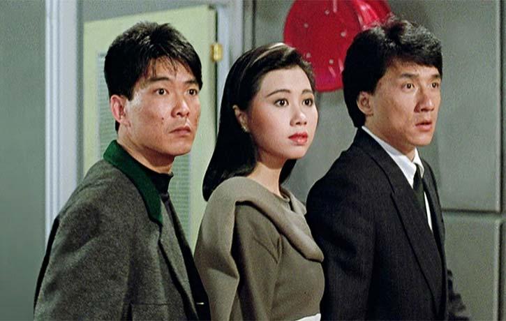 Miss Hong Kong 1987 Pauline Yeung Bo-ling stars as Wen Mei-ling