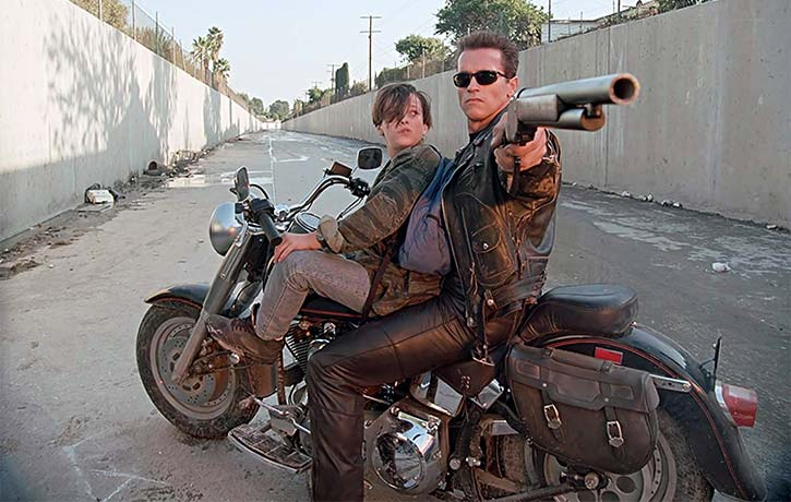 Terminator 2 is one of the groundbreaking action movies covered
