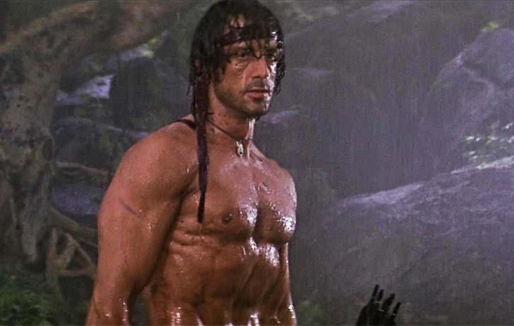 The impact of the Rambo movies is explored