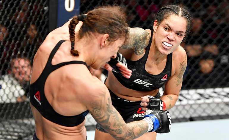 Amanda Nunes Top 5 MMA Finishes Kung Fu Kingdom 770x472