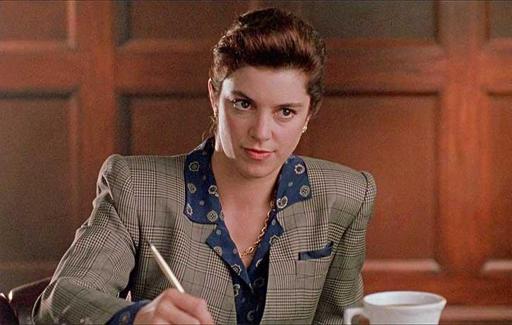 Attorney Amanda Beckett is Burkes back up
